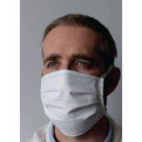 Masques lavables en tissu à usage non sanitaire lot de 100