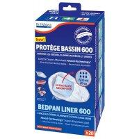 Protège bassin ultra-absorbant