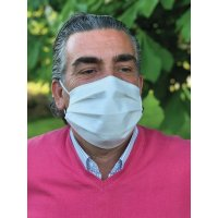 Masques lavables en tissu à usage non sanitaire
