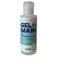 Gel hydroalcoolique pour les mains