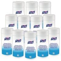 Offre PACK lingettes antimicrobiennes Plus Purell®