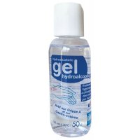 Gel hydroalcoolique de poche King 50 ml