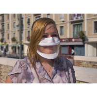 Masque inclusif lavable UNS1