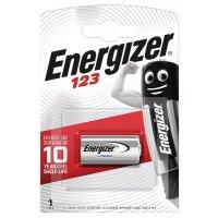 Pile lithium CR123 3 volts Energizer®