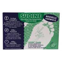 Sudine poudre, 6 sachets doubles