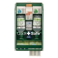 Station lavage oculaire Quick Safe industrie agroalimentaire