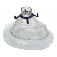 Masque pour insufflateur ou ventilateur à usage unique