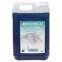 Détergent pré-désinfectant Aniosyme X3