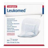 Pansement stérile Leukomed® non tissé blanc par 50