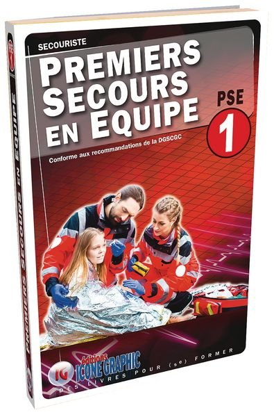 Livre PSE1 pour le participant