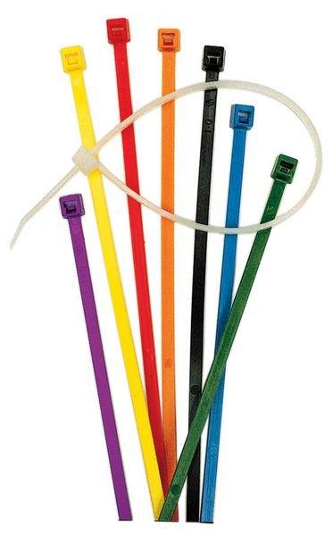 Colliers de serrage colorés