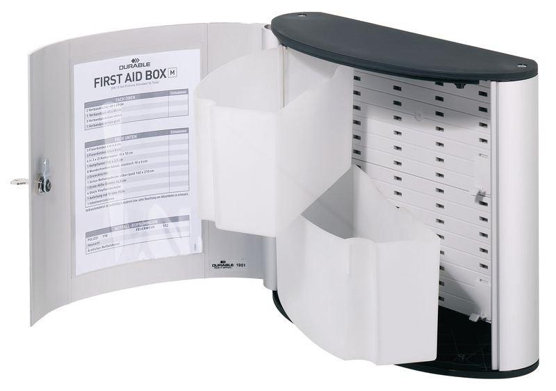 Armoire à pharmacie First Aid Box - vide