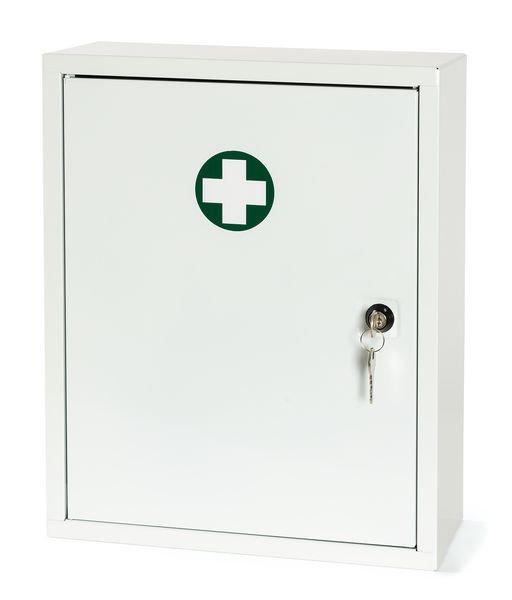 Armoire à pharmacie Medi Basic 1 porte - garnie - Securimed