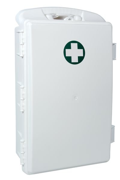Armoire à pharmacie PVC transportable - vide