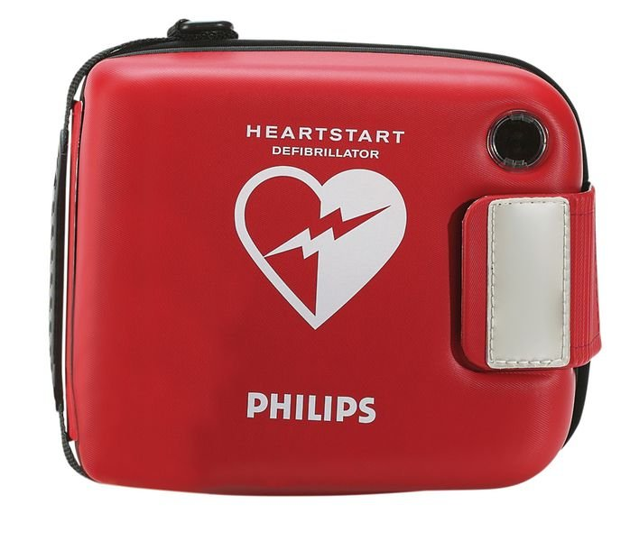 Housse rigide pour défibrillateur HeartStart FRX