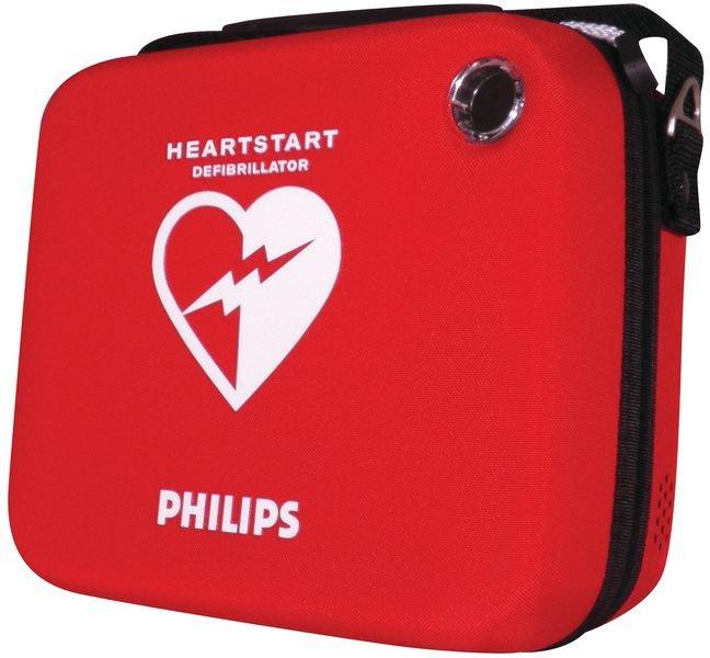 Housse semi-rigide pour défibrillateur HeartStart HS1 - Securimed