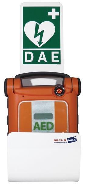 Station pour défibrillateur Powerheart G3 ou G5 - Défibrillateurs