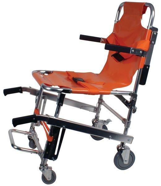 Chaise d'évacuation pliable