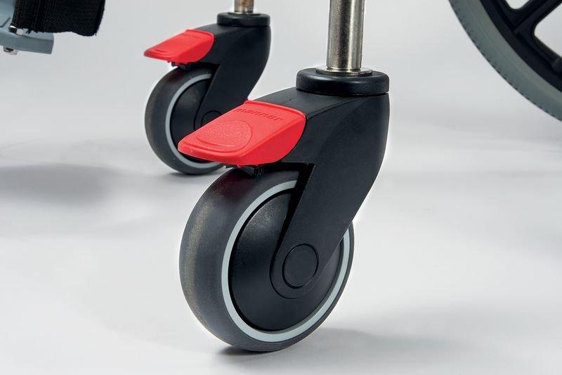 Fauteuil roulant pour douche - Fauteuils roulants