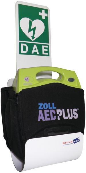 Station pour défibrillateur Zoll AED® Plus ou Schiller - Défibrillateurs
