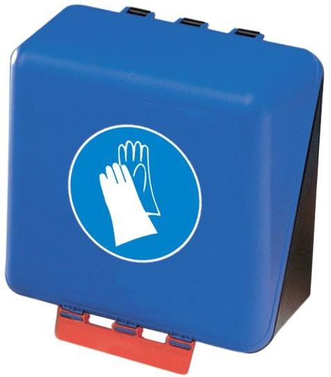 Boîtiers de rangement gants de protection