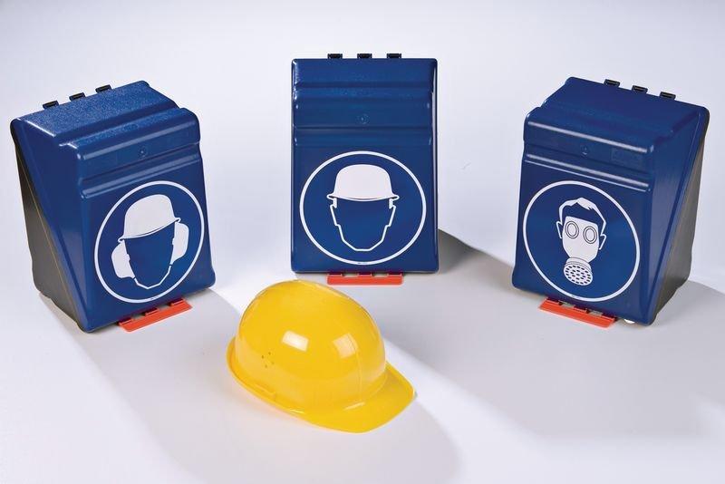 Boîtier de rangement casque et serre-tête anti-bruit - Securimed
