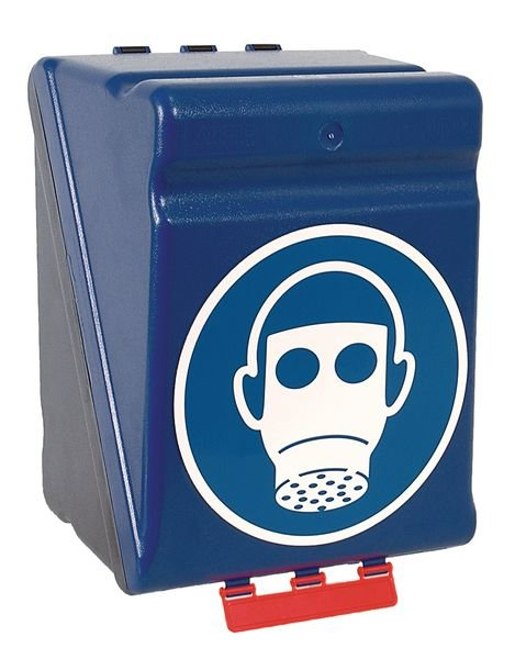 Boîtiers de rangement masque protection respiratoire
