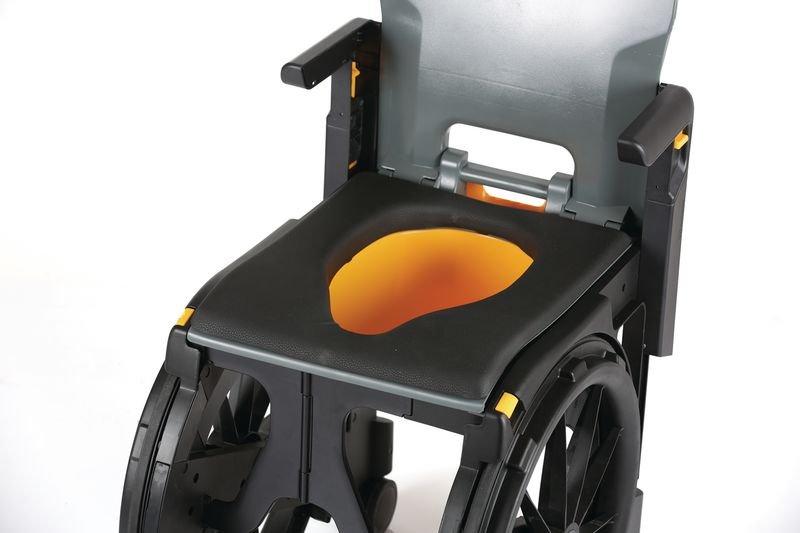 Bassin pour fauteuil roulant d'aisance - Fauteuils roulants