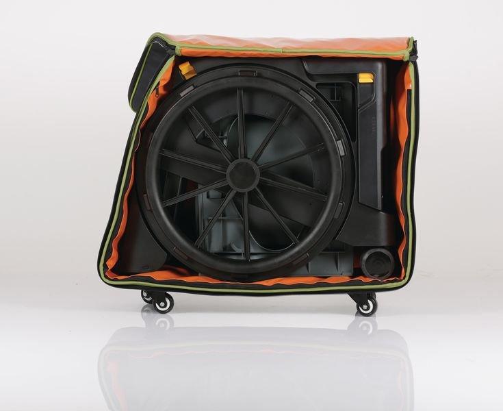 Sac de transport à roulettes pour fauteuil d'aisance - Fauteuils roulants