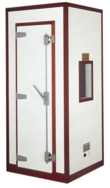 Installation Cabine audiométrique