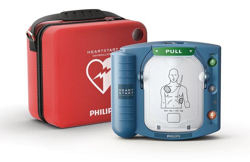 Défibrillateur HeartStart HS1 - Securimed