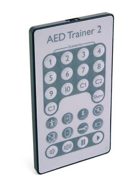 Télécommande pour défibrillateur de formation Trainer 2 - Securimed