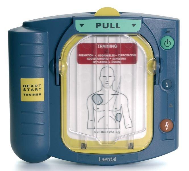 Défibrillateur de formation HS1 Trainer
