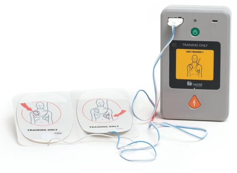 Défibrillateur de formation AED Trainer 3 - Securimed