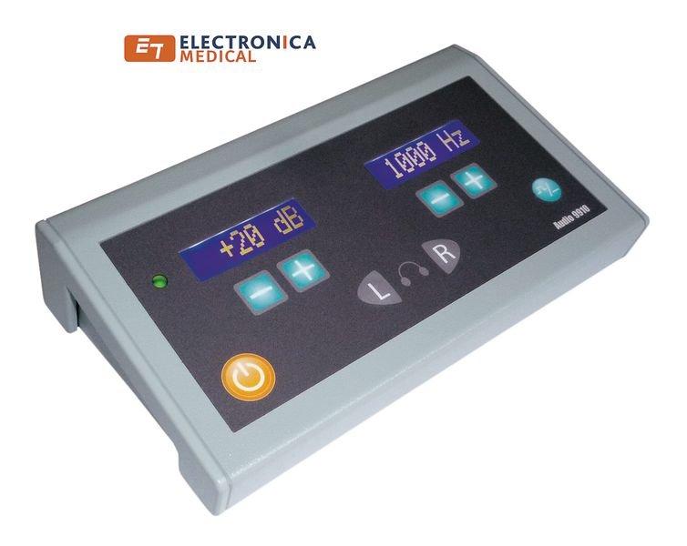 Audiomètre de dépistage 9910 Electronica Medical® - Securimed