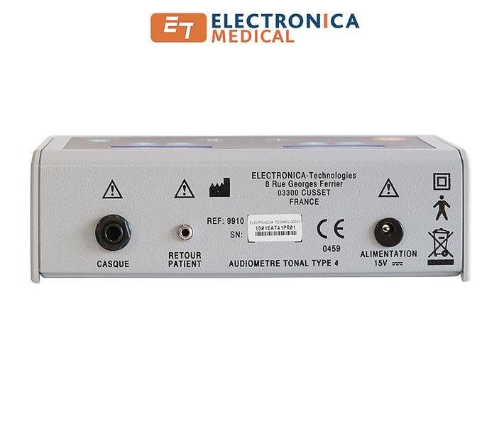 Audiomètre de dépistage 9910 Electronica Medical® - Audiomètres