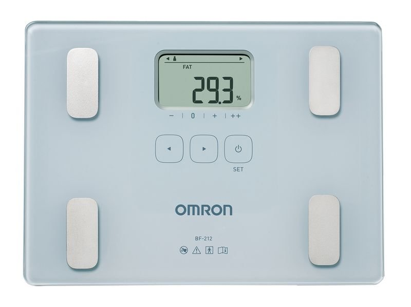 Balance impédancemètre Omron BF212 - Securimed