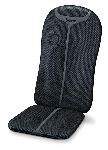 Couvre-siège de massage shiatsu chauffant