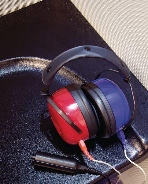 Cabine audiométrique 250 petit modèle IAC Acoustics - Tests auditifs