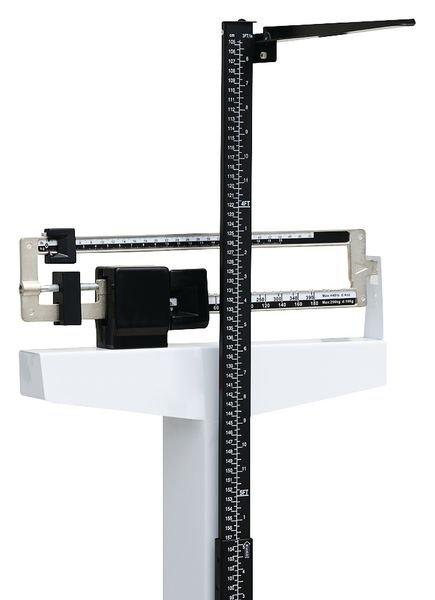 Pèse-personne mécanique à colonne avec toise - Securimed