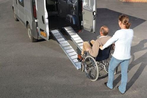 Rampes d'accès pour véhicule - Securimed