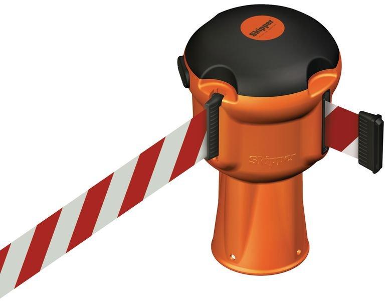 Kit 4 enrouleurs Skipper + 4 poteaux - Balises et cônes de signalisation