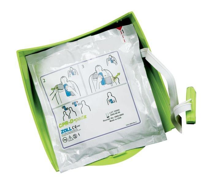 Electrodes/patchs défibrillateur AED® Plus Zoll