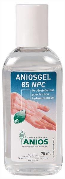 Gels hydroalcooliques Aniosgel 85 NPC