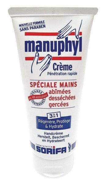 Crème mains Manuphyl