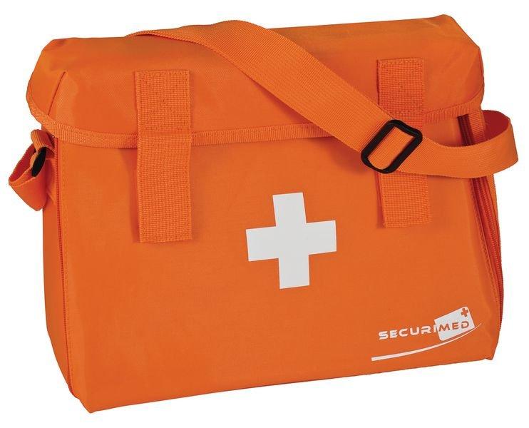 Sacoche médicale de soins d'urgence - Securimed