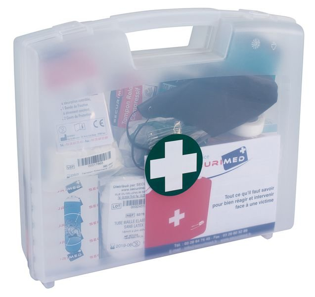 Trousse de secours Visio'Aid 2 - Securimed