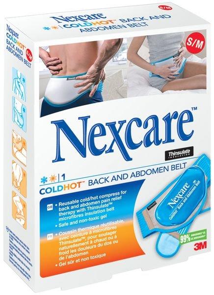 Nexcare™ Coldhot : ceinture chauffante ou réfrigérante - Cryothérapie et thermothérapie