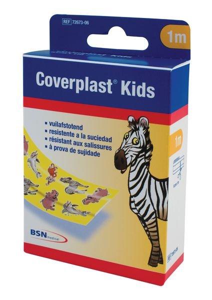 Bande de pansement enfants à découper Leukoplast® kids - Securimed
