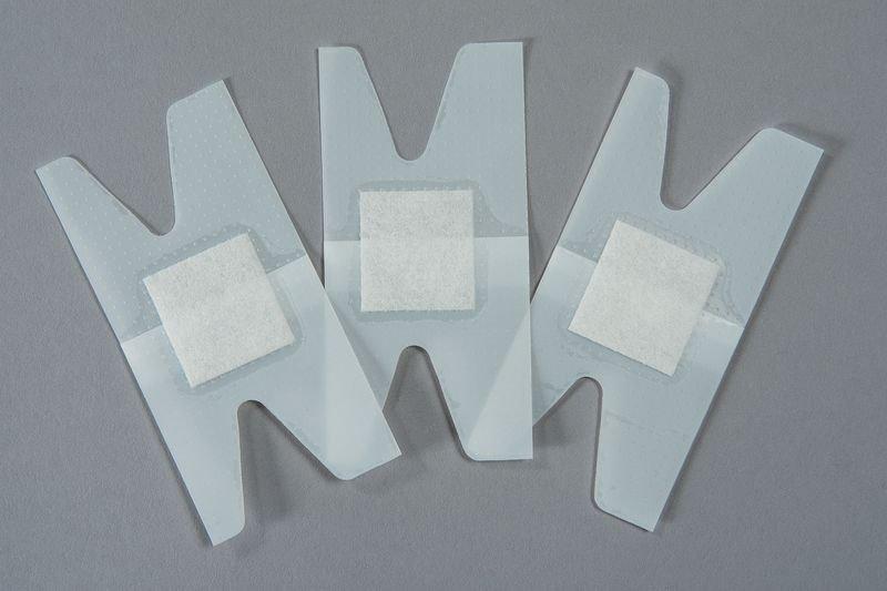 Pansements articulaires pour phalange transparents - Securimed